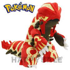 "Pokemon Center Mega Stuffed Plush Doll -17""Groudon (Genshi Groudon) Black Friday"