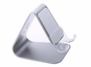 Portable Mobile Phone Stand Desktop Holder Table Desk Mount For iPhone Aluminum