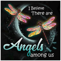 5D DIY Full Drill Diamond Painting Dragonfly Cross Stitch Embroidery Mosaic $S1