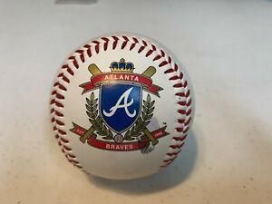 Atlanta Braves Team baseball Fotoball Collectible Ball