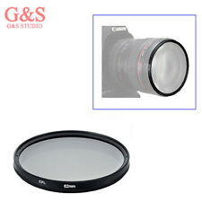 62mm CPL Polarizing Lens Filter for Canon Nikon Sony Pentax Sigma Olympus