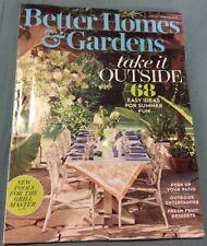 Better Homes & Gardens - 68 Easy Ideas For Summer Fun June 2017