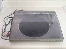 New listing Sony Ps Lx510 Linear Tracking stereo automatic turntable.Turns on.Needs repair.