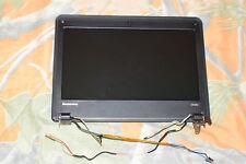 "Lenovo ThinkPad X131e 11.6"" LCD Chromebook Screen Assembly w/ Webcam White Top"
