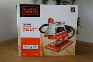 Steam Wallpaper Stripper BLACK+DECKER 2300w 250v - 50Hz