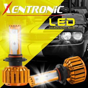 9005 9006 488W 48800LM CREE LED Headlight Kit High & Low Beam Light Bulbs