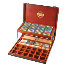 Koh-I-Noor 8896 Gioconda 117 Piece Artist's Set in Wooden Storage Case NEW