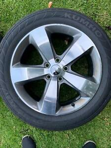 Jeep Grand Cherokee Wheels