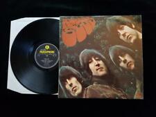THE BEATLES Rubber Soul LP UK 1st Press MONO PMC 1267 -1/-1 Loud Cut VG+