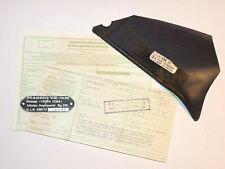 Vespa Cosa 200 Heck Rahmen Teil Fahrgestell VSR1T Fahrzeugbrief Papiere 12 PS