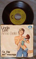 Linda Lee – Annie Belle - 45 GIRI 7''