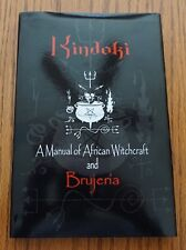 Kindoki A Manual of African Witchcraft and Brujeria by Afefe Ogo (Signed copy)