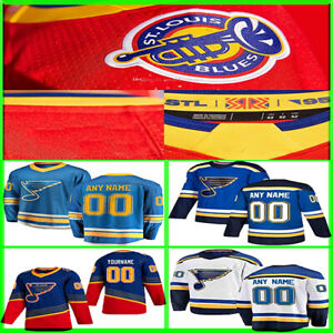 Vladimir Tarasenko St. Louis Blues 2021 Reverse Retro Hockey Jersey Ryan S-3XL