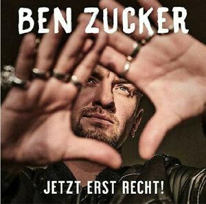 CD Ben Zucker -  Jetzt Erst Recht!   NEU (in Folie) BLITZVERSAND!!!