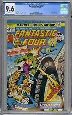 Fantastic Four #167 CGC 9.6 NM+ Wp Thing & Hulk Vs. FF Marvel Comics 1976 RARE