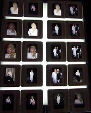 Original 20 35mm Slide Lot Donna Douglas Beverly HIllbillies VINTAGE RARE! # 1