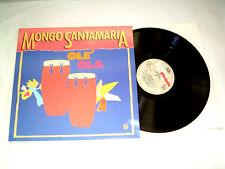 LP - Mongo Santamaria - Olé Ola - 1989 # cleaned