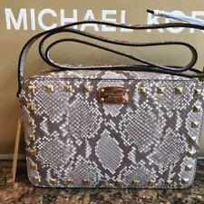 ca8a8eab5fd8 Michael Kors Snakeskin Bags & Handbags for Women for sale | eBay