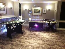 Blackjack, Roulette, or Poker Hire  Birthdays, Weddings, 18th 21st Parties