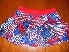 C9 Champion girls tennis skirt skort size XS extra small 4 - 5 athletic MINT con