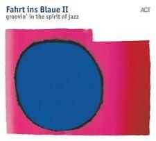 FAHRT INS BLAUE II-GROOVIN' IN THE SPIRIT OF JAZZ   CD NEUF