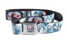 Captain America Winter Solder Buckle-Down Belt Marvel Comics Brand New (0041)
