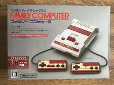 NEW Nintendo Classic Mini Family Computer Famicom Video Game Console nes