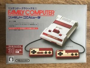NEW Nintendo Classic Mini Family Computer Famicom Video Game Console  .