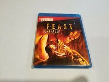 Feast (Blu-ray Disc, 2010, Unrated Edition) New