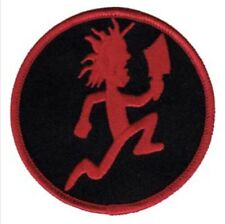 Insane Clown Posse ICP Hatchet Man Embroidered Patch I005P Twizted
