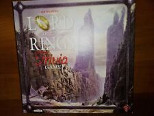 2003 Lord of the Rings Trivia Board Game Made in Germany Complete Tolkien