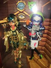 NEW Monster High Exclusive Cleo De Nile & Ghoulia Yelps Doll Set ***IN-HAND***