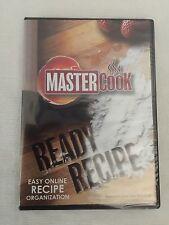 Master Cook Ready Recipe Easy Online Recipe Organization PC