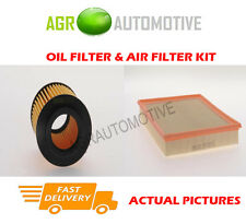 DIESEL SERVICE KIT OIL AIR FILTER FOR FIAT CROMA 1.9 120 BHP 2005-11