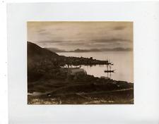 Knudsen. Norge, Hammerfest. Norway, Hammerfest. La Norvège, Hammerfest. Vintage