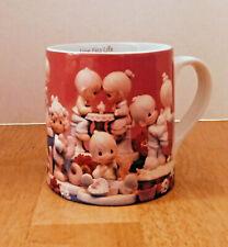 Precious Moments - 1995 Coffee Mug - Oversize Large 16oz -Love Fills Life