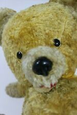 Antique Arthur van Gelden Dutch Teddy Bear, 1930-40s, Growler, RARE!!!!!  SALE!!