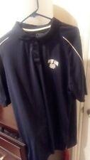 New Chiliwear Notre Dame Fighting Irish Navy Blue Polo Shirt Mens Xxl