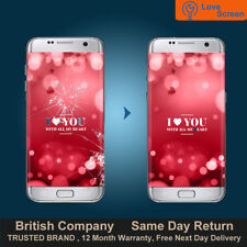 Samsung S7 Edge LCD AMOLED Screen Glass Replacement Service Same day Repair