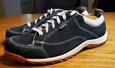 ea4b859f5e Mens Simple Retro Shoes 8.5 BLACK Suede OS Old School Skate Sneakers     SUPERB