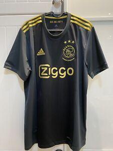 (BNWT) Ajax 2020 2021 Third 'European kit'
