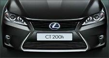 Genuine Lexus CT Front Bumper Garnish 0842376810