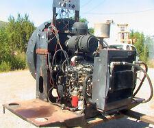 Hi velocity (156+ mph) Diesel Engine Air Blower for Grass Fire control + hydraul