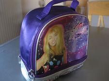 Hanna Montana Tasche Beauty Bag 2 Fächer Reißverschluss Tragegriff wunderschön