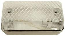 IP65 BC B22d Alluminio Policarbonato Paratia Prisma Copertura Impermeabile
