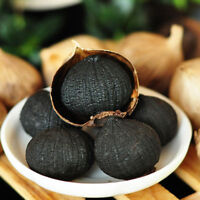 Single Clove Black Garlic 90 Day Fermentation Blood Sugar Balance Food 100g~500g