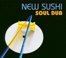 NEW SUSHI = Kakomi/Farrell/Visioner/Shanty...= ELECTRO DOWNTEMPO DUB DEEP HOUSE