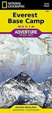 Everest Base Camp adv. ng r/v (r) Nepal (Adventure Map (Numbered)) by National G