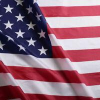 2' x 3' FT New Design U.S. American Flag USA US Polyester Stars Brass Grommets