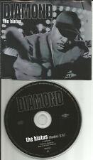 d.i.t.c. DIAMOND w/ CRU The Hiatus w/ RARE RADIO version PROMO DJ CD Single ditc